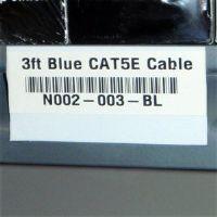 "1-1/2"" by 4-1/4"" long Shelf Lip Label Mounts - Adhesive Backing - (pkg of 25)"
