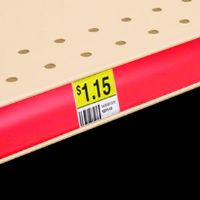 "1 1/4"" x 48"" Color Inserts - Choice of Colors - (Pkg of 10)"
