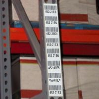"2-3/4"" by 14"" Long Multi-Level Label Mount"